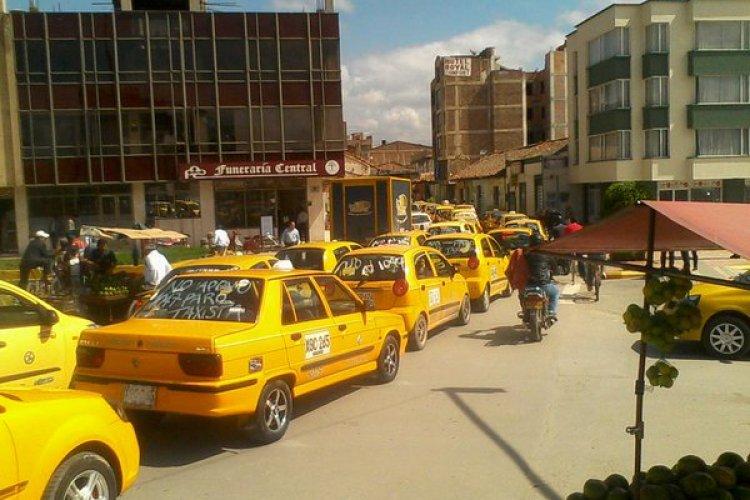 taxis sogamoso