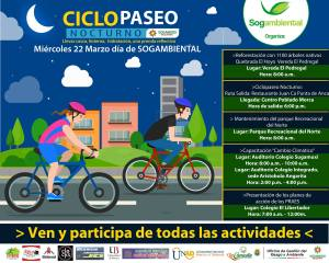 """Sogamoso celebra el """"Día de Sogambiental"""""""