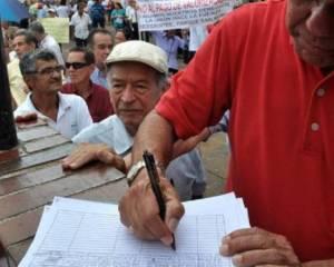 Voceros del SÍ por la revocatoria del alcalde criticaron aplazamiento de las votaciones