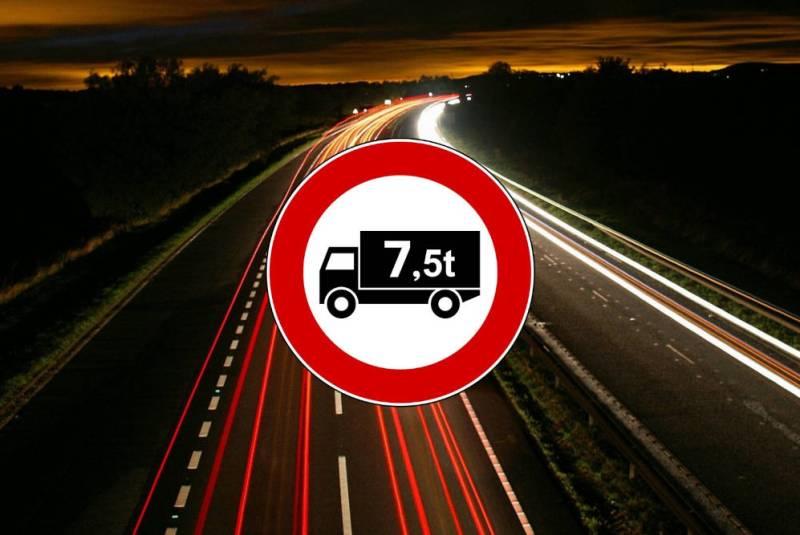 Divieti circolazione mezzi pesanti 2021