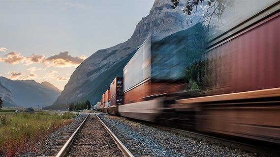 Intermodal transportation - Sogedim