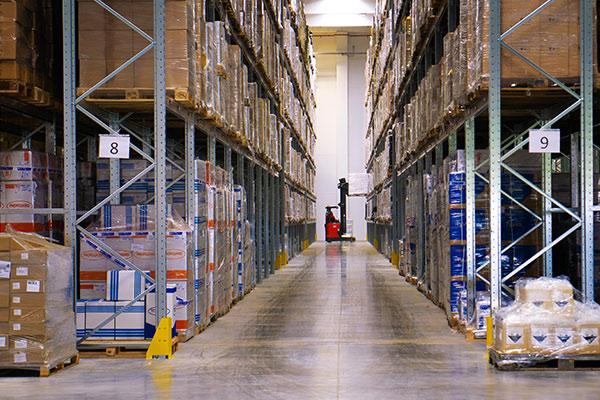 Attivita servizio logistica - Sogedim