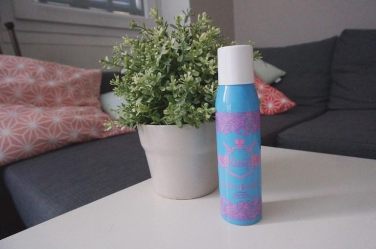shampoing sec beauty protector