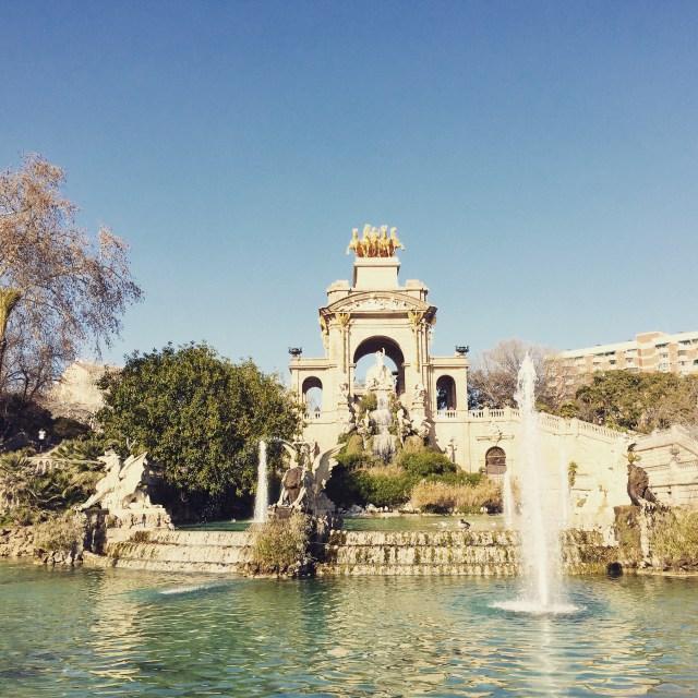 parc de la ciudadella
