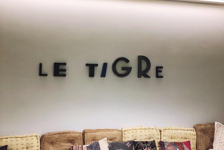 le tigre yoga club marais
