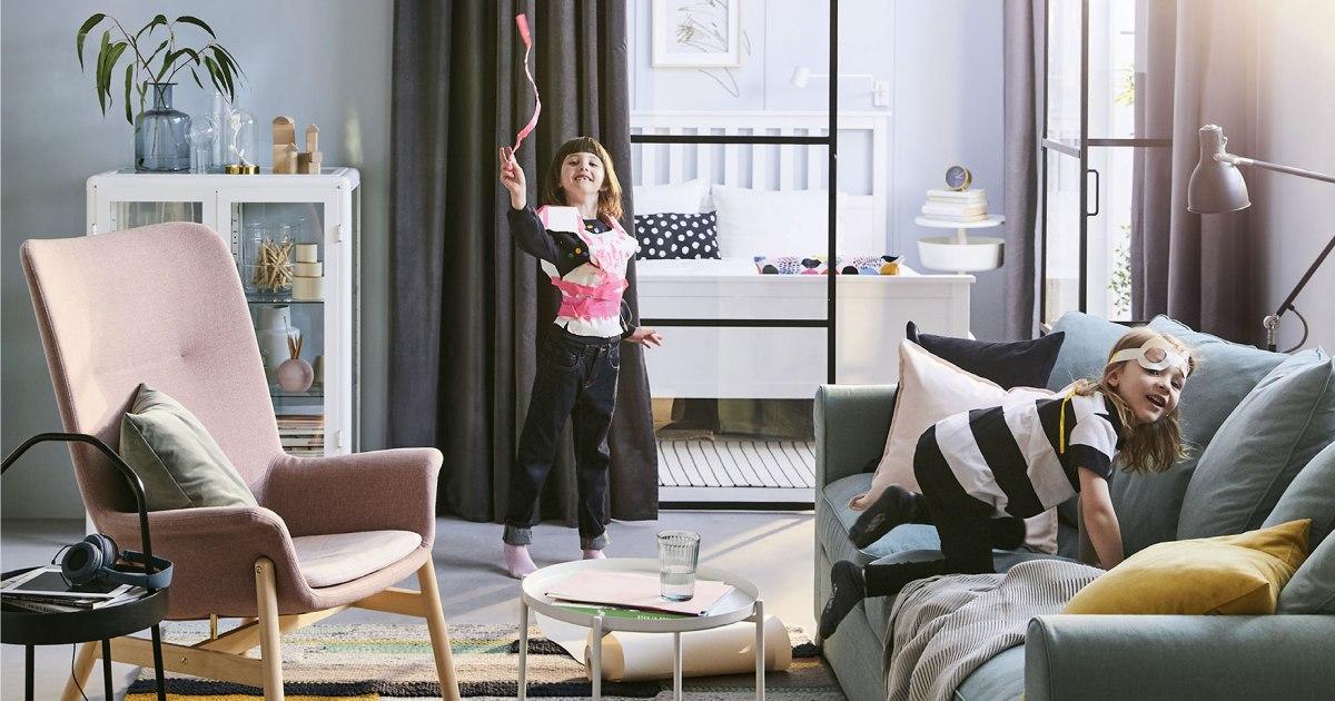 mes 14 coups de coeur d co dans le nouveau catalogue ikea 2019 le so girly blog. Black Bedroom Furniture Sets. Home Design Ideas