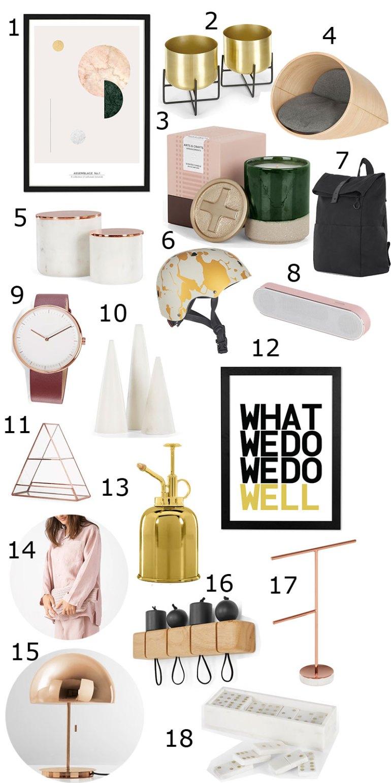 idées de cadeaux noel made.com