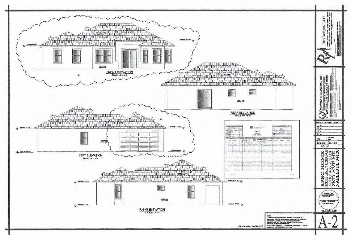 Our Naples Fl Home Construction Portfolio