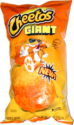 Giant Cheetos  So Good Blog