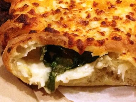 Review Dominos Stuffed Cheesy Bread  So Good Blog