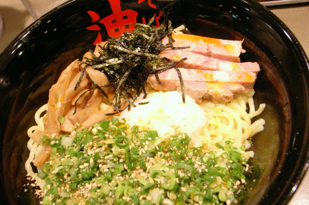 Abura Soba  Homemade SoupLess Ramen  So Good Blog