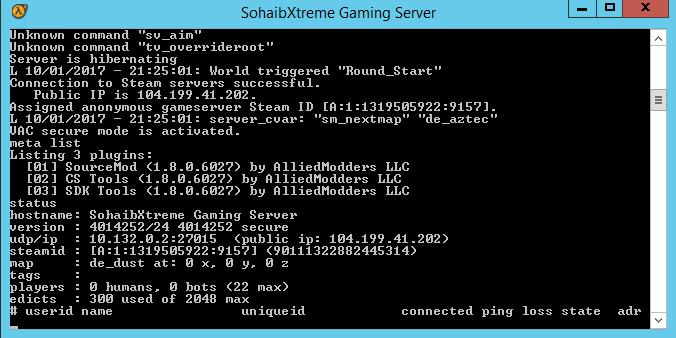 Counter-Strike Source Linux Server Download [ 2k17