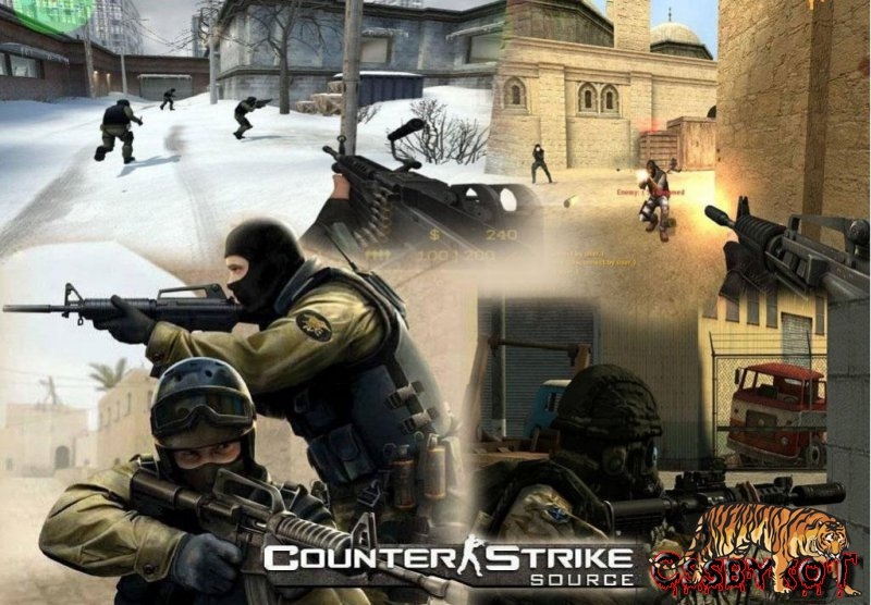 what is counter strike steam
