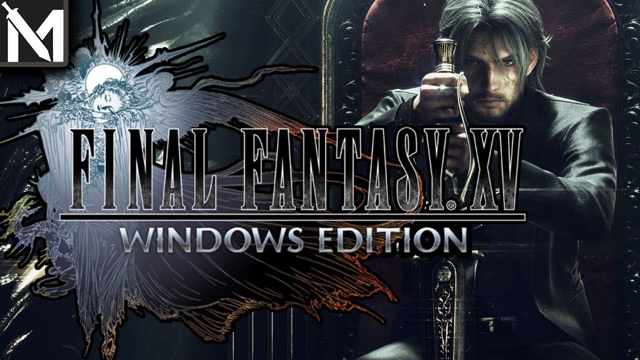 Final Fantasy XV Windows Edition-CPY PC Direct Download