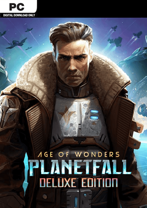 Age of Wonders Planetfall-CODEX PC Direct Download [ Crack ]
