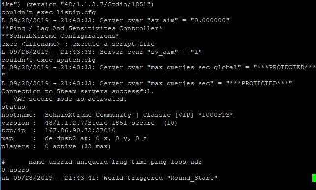 Counter-Strike 1.6 Rehlds Dedicated Linux Server Final Download [ 2k19 ]