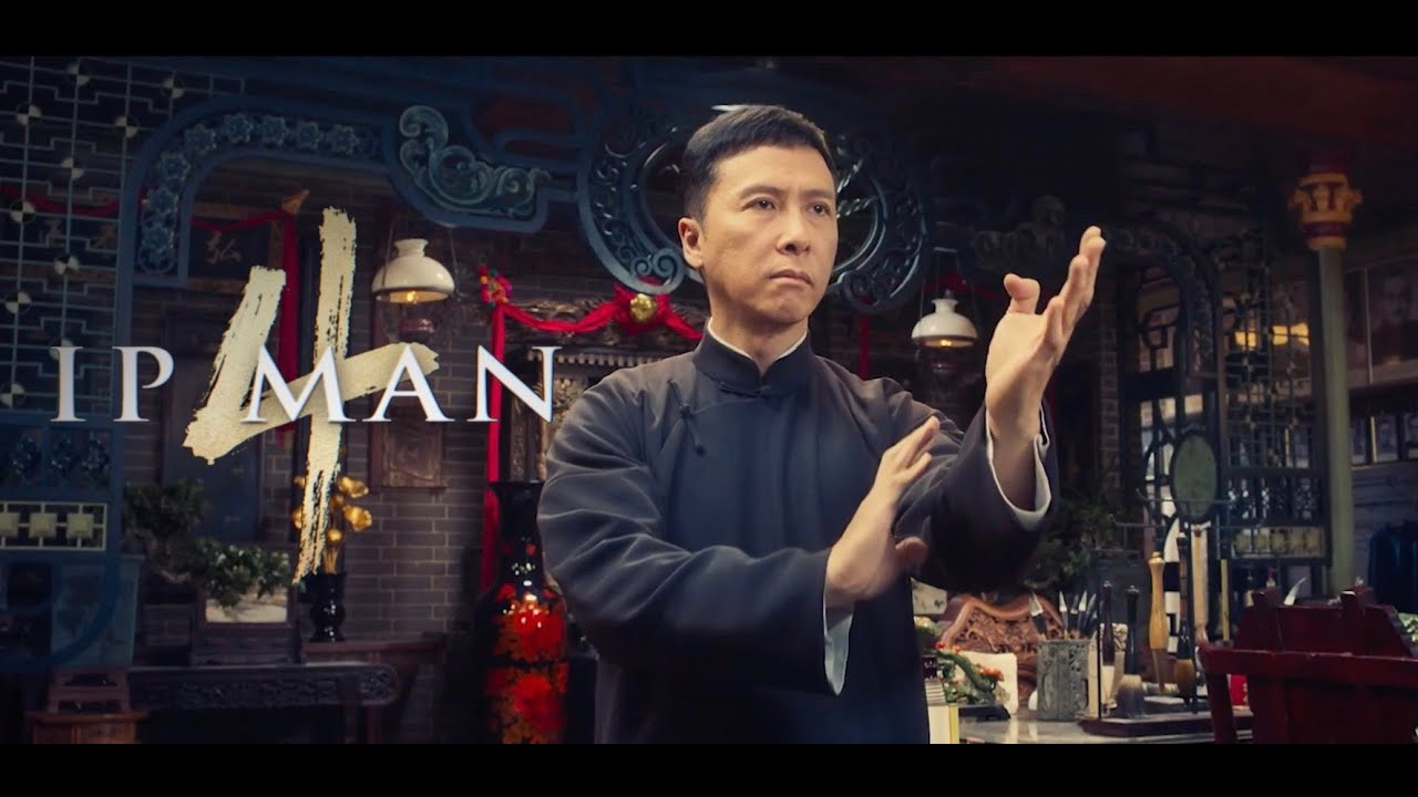 Watch Ip Man 4 The Finale 2019 Movie Full Hd Download