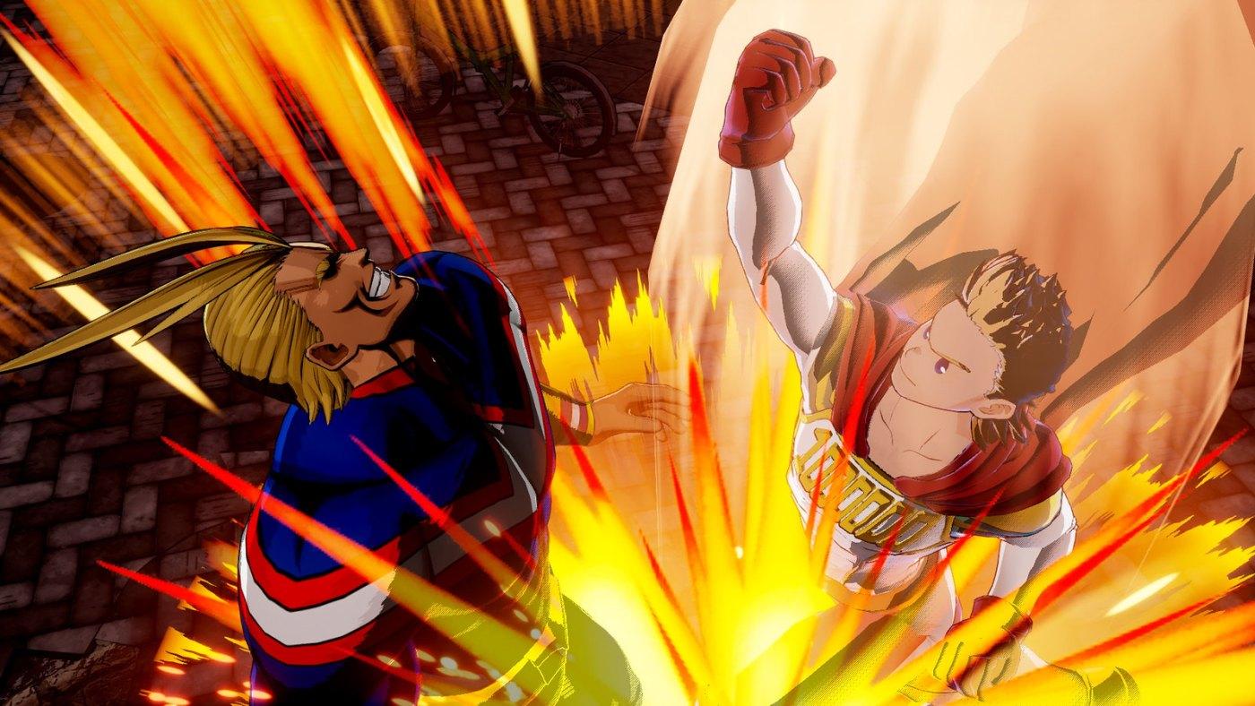 My Hero Ones Justice 2-Repack PC Direct Download [ Crack ]