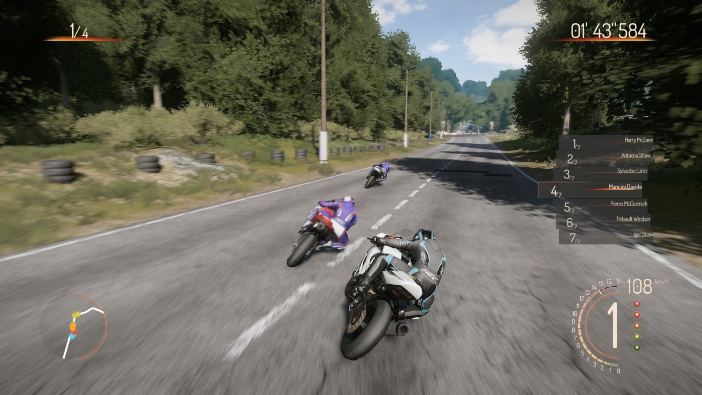 TT Isle of Man Ride on the Edge 2-CODEX PC Direct Download [ Crack ]