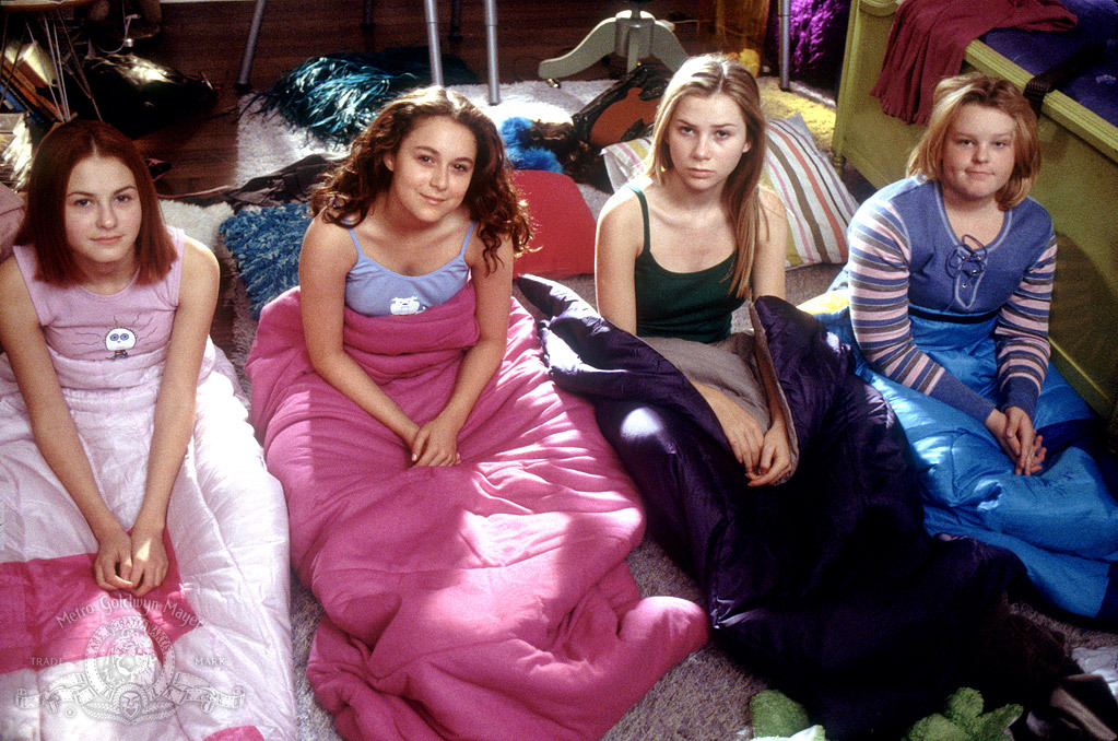 Watch The Sleepover (2020) Movie Full HD  Download