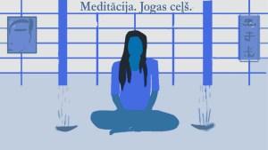 Joga meditācija
