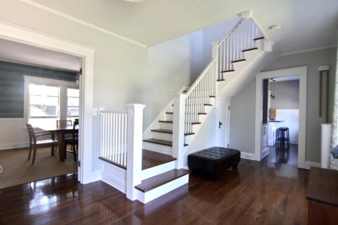 Railings Stairs Inside House Home Design