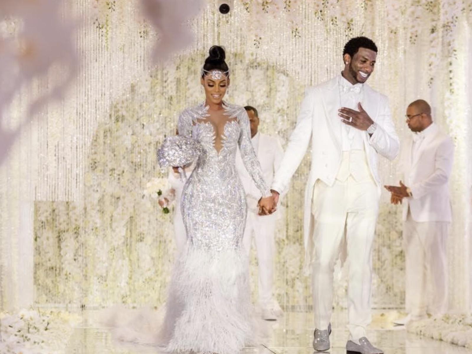 Gucci Mane Amp Keyshia Kaoir Bank Big Bucks For Televised