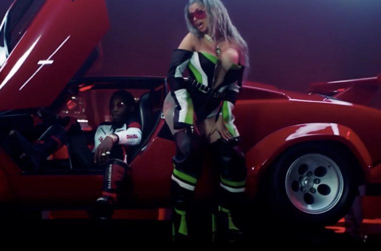 Car Money Watch Wallpaper Watch Nicki Minaj Amp Cardi B Dominate Migos In Quot Motorsport