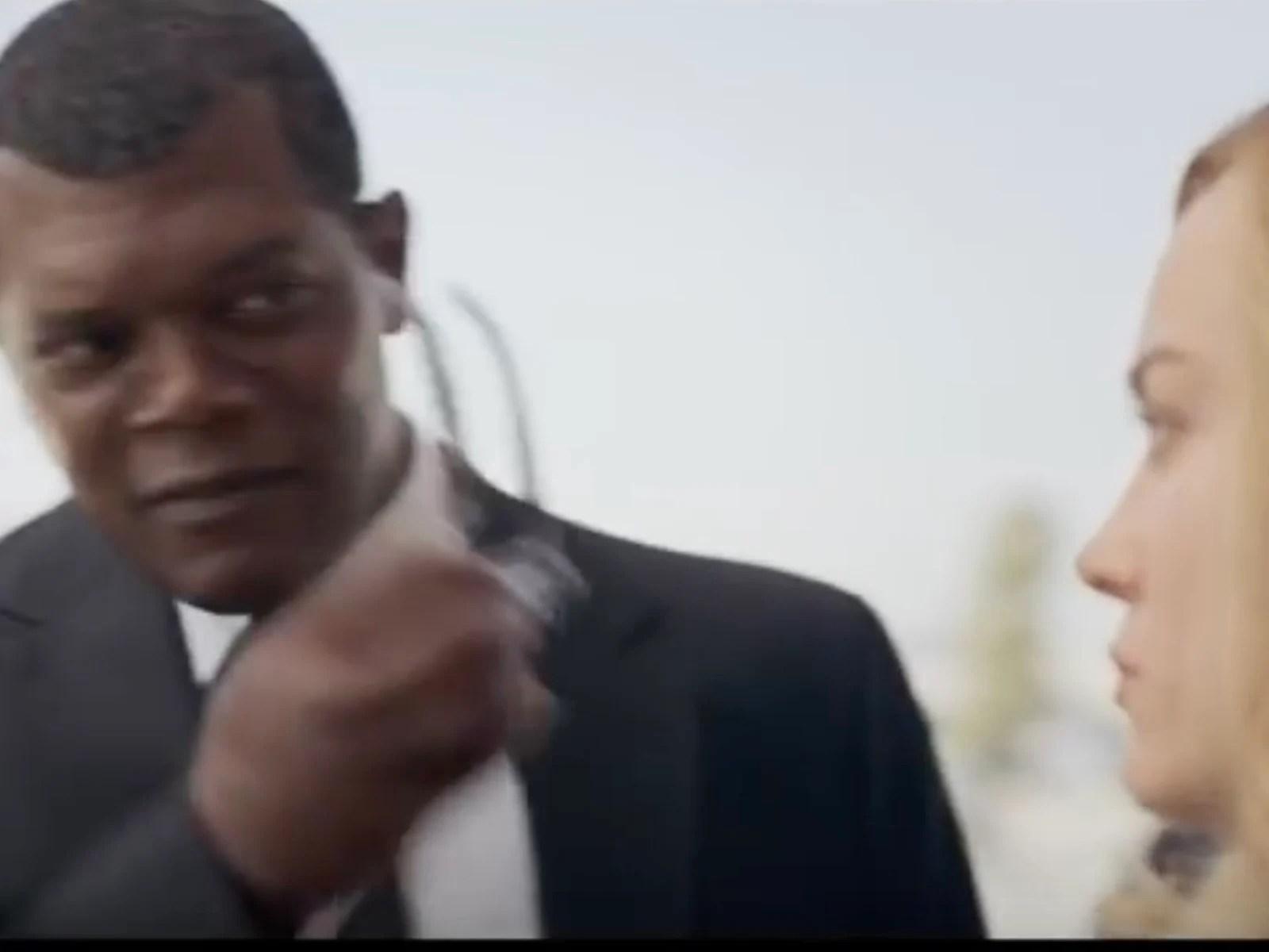 Watch Captain Marvel Trailer Delivers Big Clues Into Next