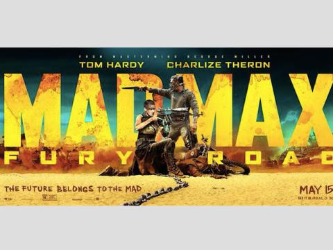 Mad Max Fury Road Image