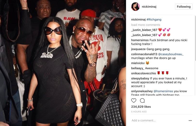 Screen Shot 2017 05 29 at 10.28.46 AM - Baby Reunite & Nicki Minaj , Lil Wayne's Cash Money Woes Lessening?