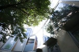 中目黒でペットと一緒に桜を眺めるSOHO空間