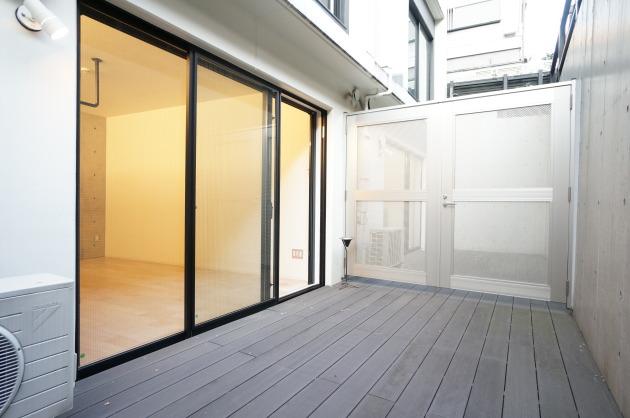 サークル南麻布T02号室テラス SOHO東京
