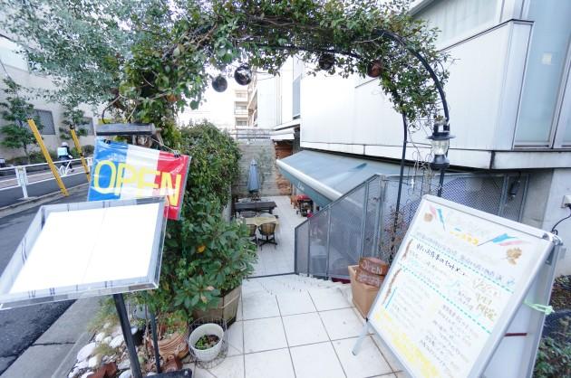 S.N HOUSE 1Fカフェレストラン|SOHO東京