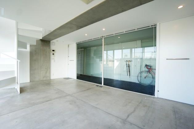 クラールハイト三宿305号室メゾネット下部屋1|SOHO東京