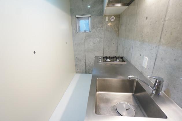 イソラ中目黒113号室キッチン|SOHO東京