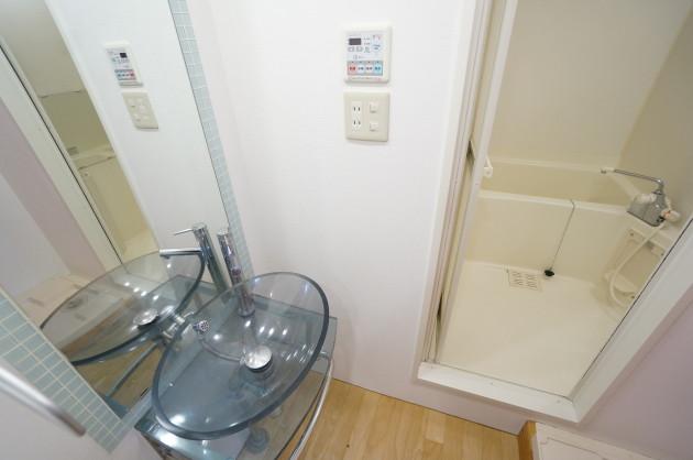 モデュロール赤坂204バスルーム|SOHO東京