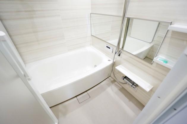 南平台アジアマンション508号室バスルーム|SOHO東京
