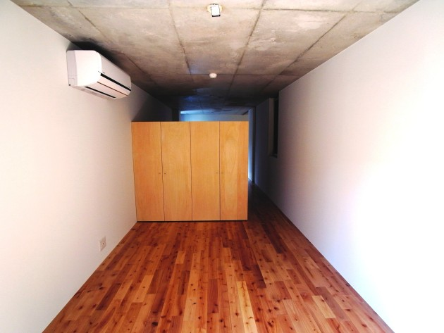 BROOK HOUSE E号室可動式家具移動|SOHO東京