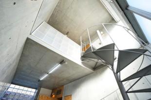 【募集終了】東中野、開放感あるメゾネットタイプのデザイナーズSOHO