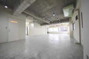 【募集終了】レイアウト自在。約30坪の新規リノベオフィス