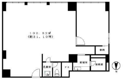 たつむら青山マンション406