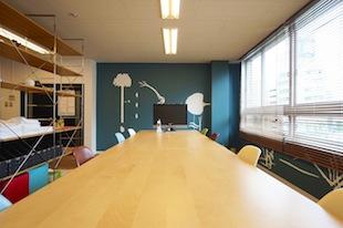 【募集終了】渋谷。好立地居抜きデザインオフィス。
