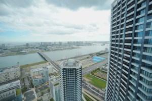 勝どき、超高層階からの眺望と充実設備を堪能する<p>[中央区/39万円/54㎡]