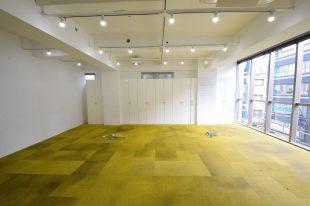 【募集終了】恵比寿5分。1階にカフェが併設された天井高空間。