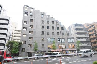 【募集終了】池尻大橋。特徴的な外観フォルムの天井高オフィス。