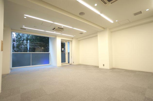 【募集終了】渋谷駅近。宮益坂沿いのスタイリッシュオフィス。
