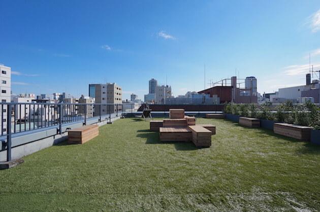 【募集終了】日本橋、カスタマイズ可能な屋上付きリノベオフィス
