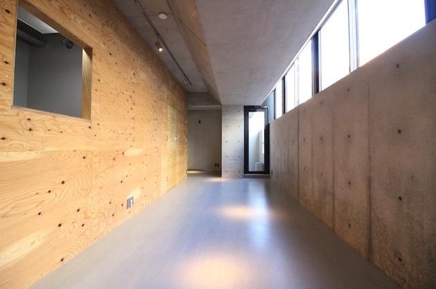 【募集終了】千駄ケ谷。コンクリート×ウッドデザインが生み出す創造的空間。
