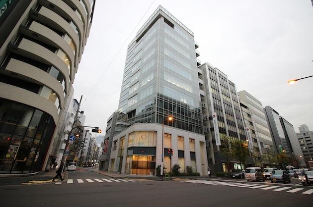 神田4分。築浅オフィスビルの中のSOHO空間で。